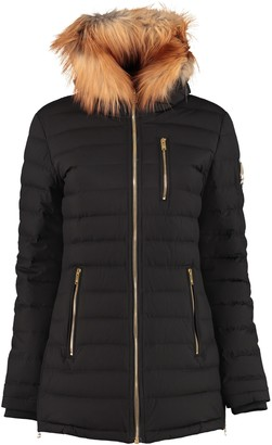 Moose Knuckles Lady Smith Full Zip Padded Jacket