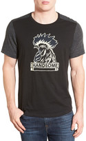 Howe Handsome Dan Graphic Tee