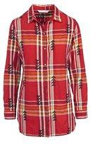 Woolrich Women's First Light Jacquard Shirt