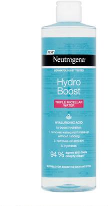 Neutrogena Hydro Boost Triple Micellar Water 400Ml