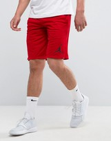 Jordan Nike 23 Alpha Dry Knit Shorts In Red 849143-687