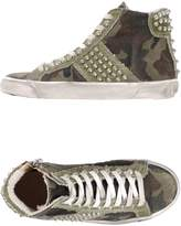Leather Crown High-tops & sneakers - Item 44813178