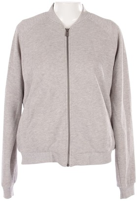 Anine Bing Grey Cotton Knitwear for Women