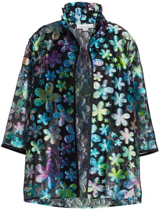 Caroline Rose Fresh & Flirty Flower Power Jacket
