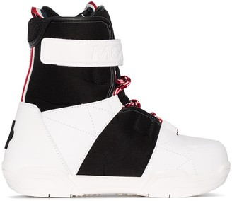 MONCLER GRENOBLE Chunky Snow Boots