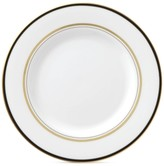 Kate Spade Library Lane Black Collection Salad Plate
