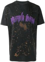 Palm Angels 'Purple Haze' t-shirt - men - Cotton - S