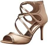 Nine West Women's Getitgirl Satin Heeled Sandal