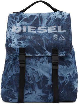 Diesel Blue Volpago Backpack