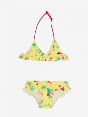 Billieblush Patterned Bikini Swimsuit