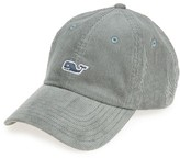 Vineyard Vines Men's Corduroy Baseball Cap - Beige