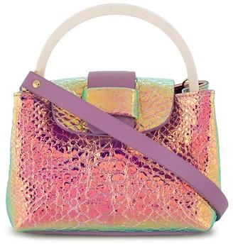 Nico Giani Iridescent Tote Bag