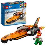 LEGO City Great Vehicles Speed Record Car 60178