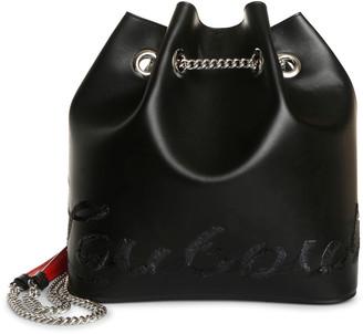 Christian Louboutin Marie Jane backpack leather bag