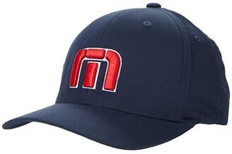 Travis Mathew For the Revolution Flex Hat (Boston) (Blue Nights) Caps
