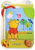 Disney Baby® Hello Little Friends Red Shirt Pooh Soft Book