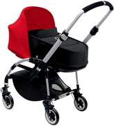 Bugaboo Bee3 Stroller & Bassinet - Red - Black - Aluminum by