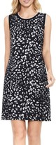 Vince Camuto Women's Animal Whispers A-Line Dress