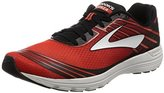 Brooks Men's Asteria Running Shoe (BRK-110229 1D 38856B0 11 615 TORE/CHERRY/BLAC)