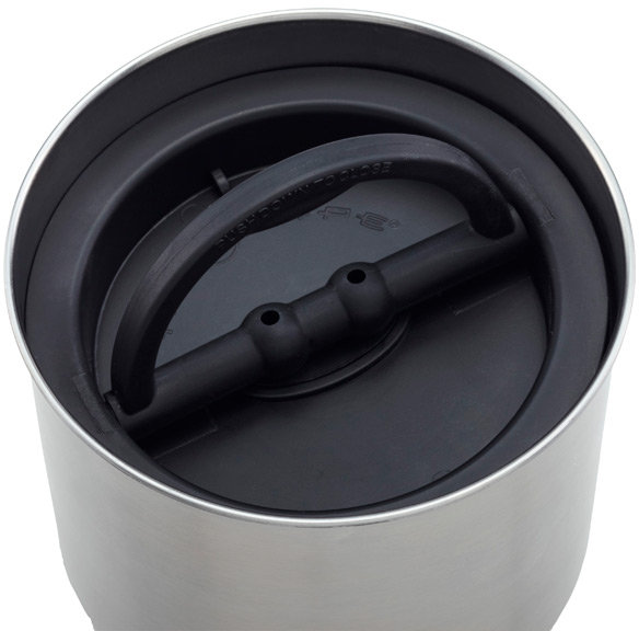 Container Store Stainless Steel Airscape Canisters