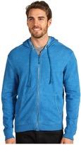 Calvin Klein Jeans Spray Hoodie (Egyptian Glaze Blue) - Apparel