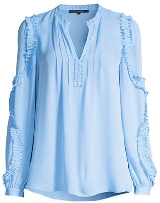 Kobi Halperin Esther Peasant Blouse
