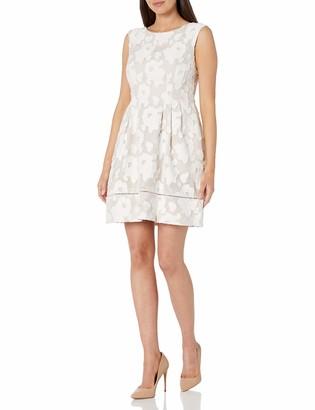 Vince Camuto Women's Lace Fit Dress