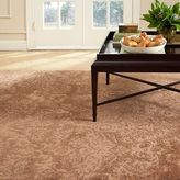 Martha Stewart Damask Mahogany Wool/ Viscose Rug (9' 6 X 13' 6)