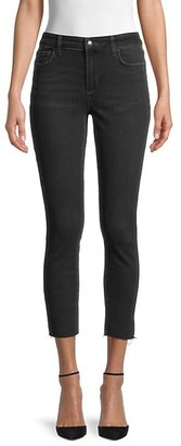 Joe's Jeans Curvey Ankle-Cropped Skinny Jeans