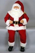 Karen Didion 5 Feet Sitting Santa