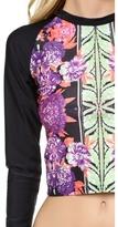 MinkPink Tahiti Rash Shirt