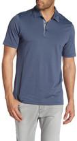 Travis Mathew Rivers Striped Polo Shirt
