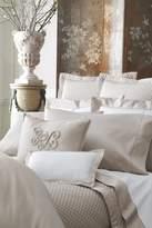 Ralph Lauren Home Langdon silver king fitted sheet