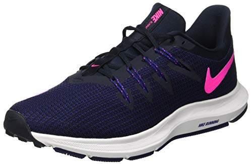 812655 36 Femme Nike Sneakers 5 Blue 67gvYfby