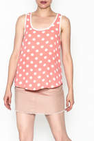 Everly Polka Dot Blouse