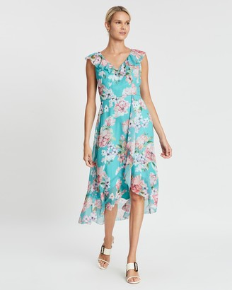Review Lost In Florence Dress