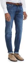 Brunello Cucinelli Basic-Fit Straight-Leg Denim Jeans
