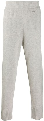 Joseph Tapered Cashmere Track Trousers