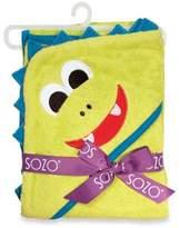 Sozo Dino Hooded Towel