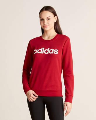 adidas Graphic Logo Long Sleeve Sweatshirt
