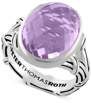 Peter Thomas Roth Lavender Amethyst Statement Ring (9-3/4 ct. t.w.) in Sterling Silver