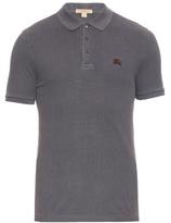 Burberry Brit Cassius Short-sleeved Polo Shirt