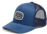 Travis Mathew Men's Brockelman Trucker Hat - Blue
