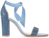 Alexandre Birman lace-up ankle sandals