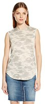 AG Adriano Goldschmied Women's Ashton Muscle Tee