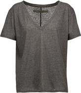 Enza Costa Stretch-jersey T-shirt