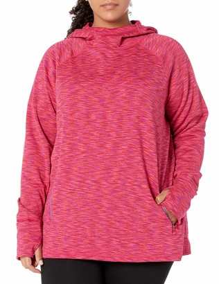 Hottotties Women's Plus Size Fleece Hoodie