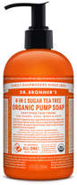 Dr. Bronner's Shikakai Hand And Body Soap 355ml - Tea Tree