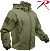 Rothco Special Ops Tactical Soft Shell Jacket, - 4X Large