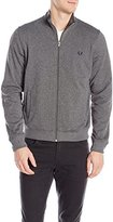 Fred Perry Men's Funnel Neck Track Jacket